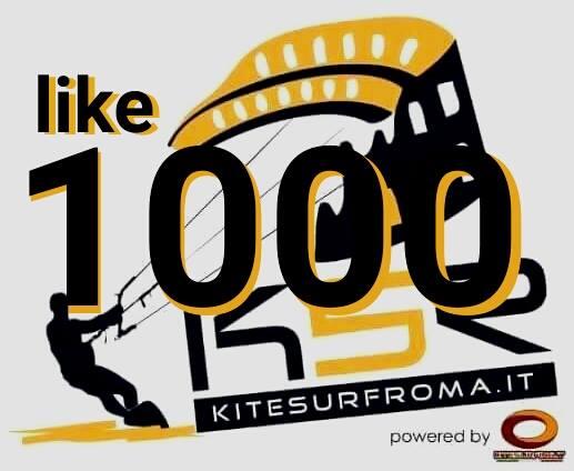 100like scuola kitesurf roma