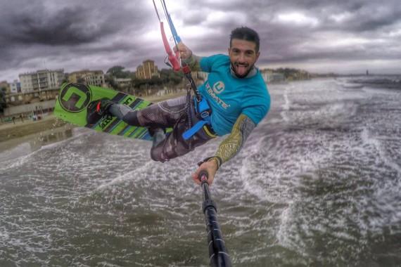 corsi base scuola kitesurf roma