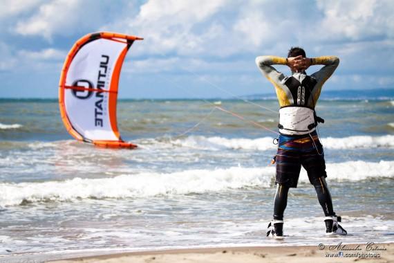corso base roma kite